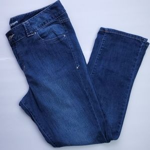 Lane Bryant straight leg denim Jean's size 20